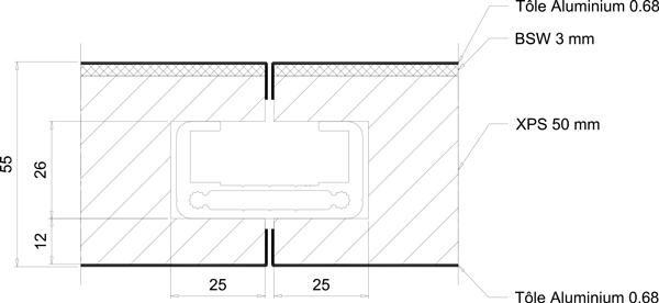 schéma toiture carport